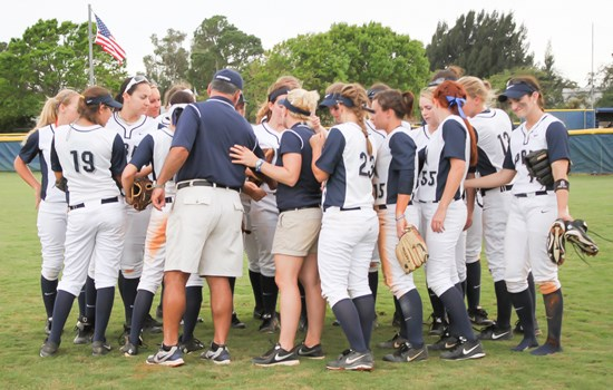 Fish Split with Columbus State in Peach State Softball